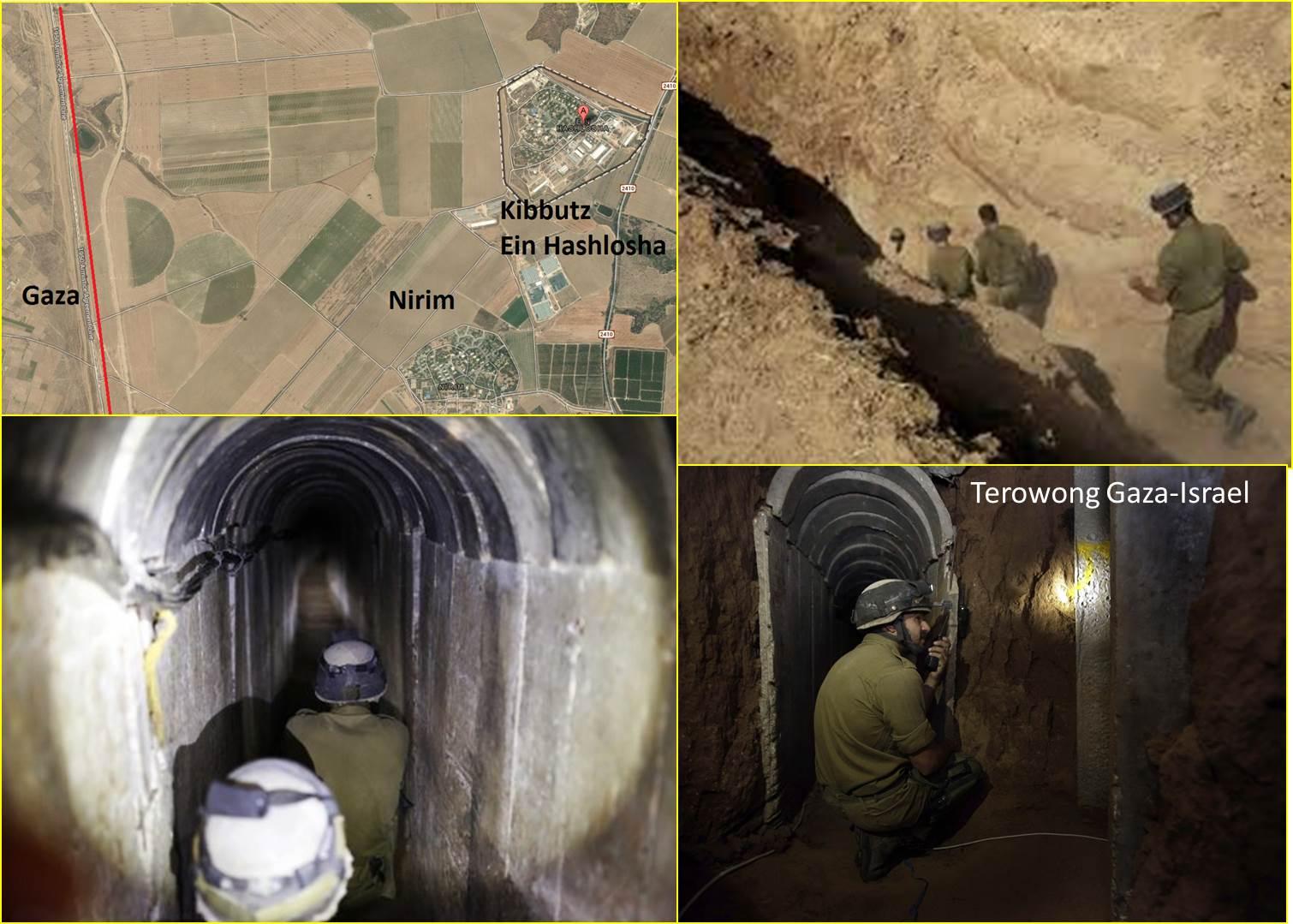 Terowong rahsia Israel