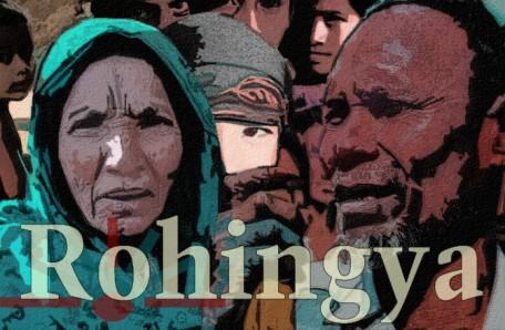 Kesengsaraan Rakyat Rohingya