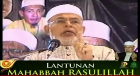 Kisah Benar Tuan Guru Dato' Dr. Haron Din Mimpi Bertemu Nabi