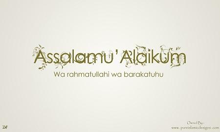 Menjawab Salam Orang Bukan Islam