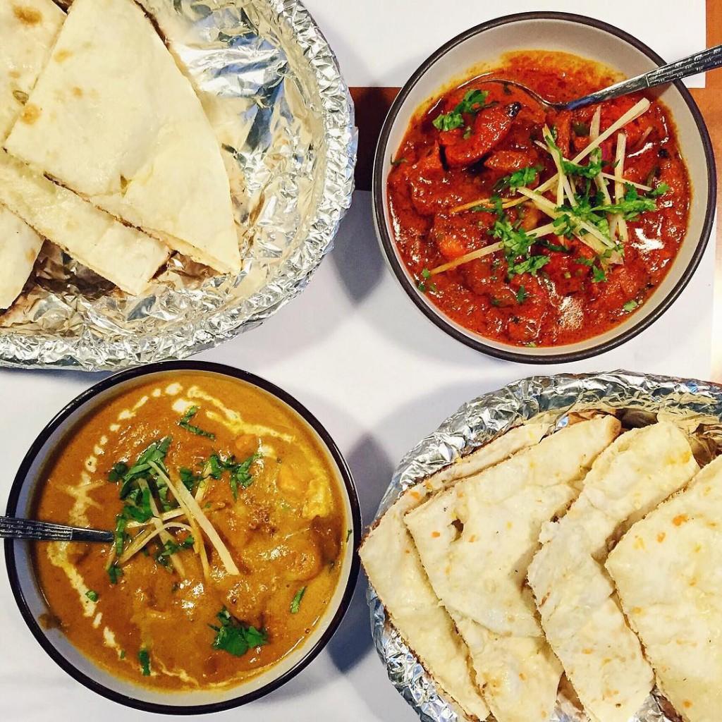 Indian Food Aladin Mess Halal Hong Kong