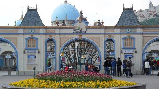 14 Tips Buat Muslim Untuk ke Everland, Taman Tema Terbesar Korea