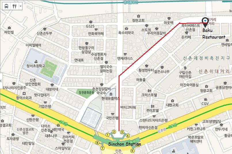Panduan Mesra Muslim Untuk Meneroka Sinchon - Bandar Universiti di Seoul