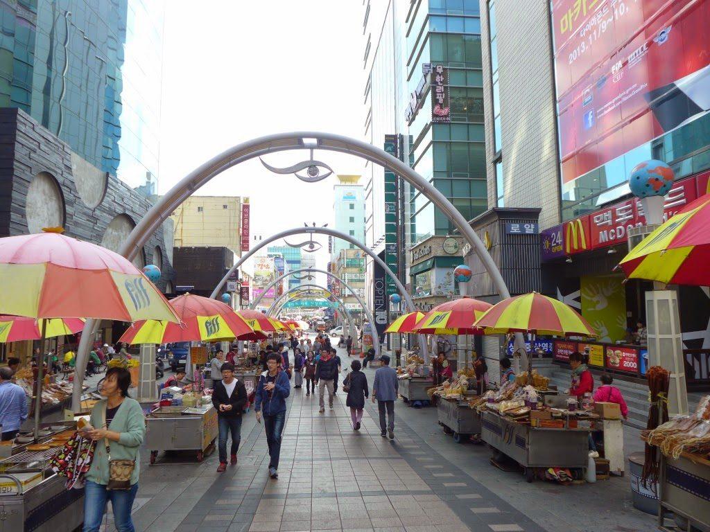 Panduan Perjalanan 3H2M Mesra Muslim ke Busan
