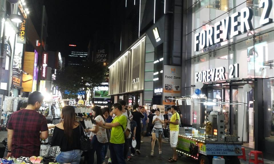 Panduan Membeli-belah Mesra Muslim ke Myeongdong (Seoul, Korea)