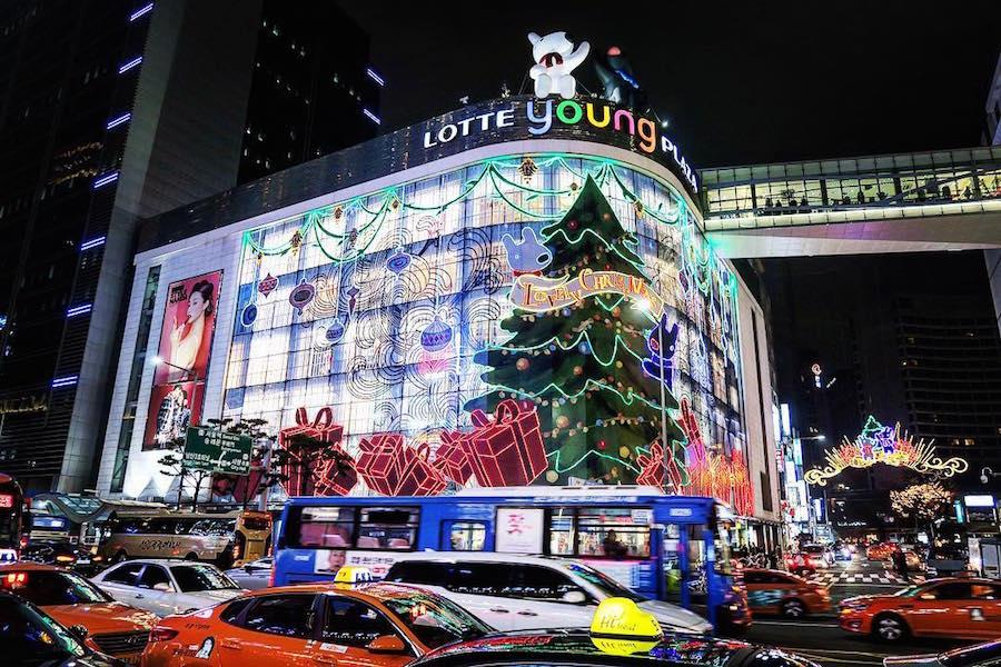 Panduan bagi Pelancong Muslim untuk ke Myeongdong
