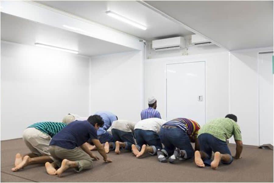 Jepun Kini Mempunyai Masjid Bergerak Untuk Sukan Olimpik Tahun 2020