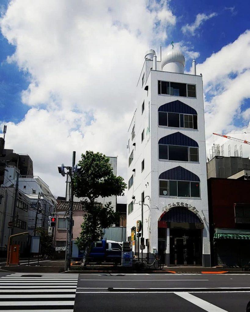 7 Tempat Solat Berhampiran Tarikan Popular Di Tokyo