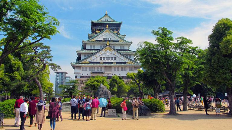 Jadual 5H4M Mesra Muslim yang anda perlukan untuk Perjalanan Ke Osaka
