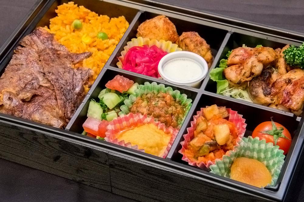 13 Penghantaran Bento Halal Yang Sempurna Untuk Perjalanan Jepun Anda