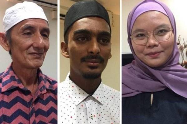 Peluk Islam Selepas Hati Tersentuh Dengar Azan Berkumandang
