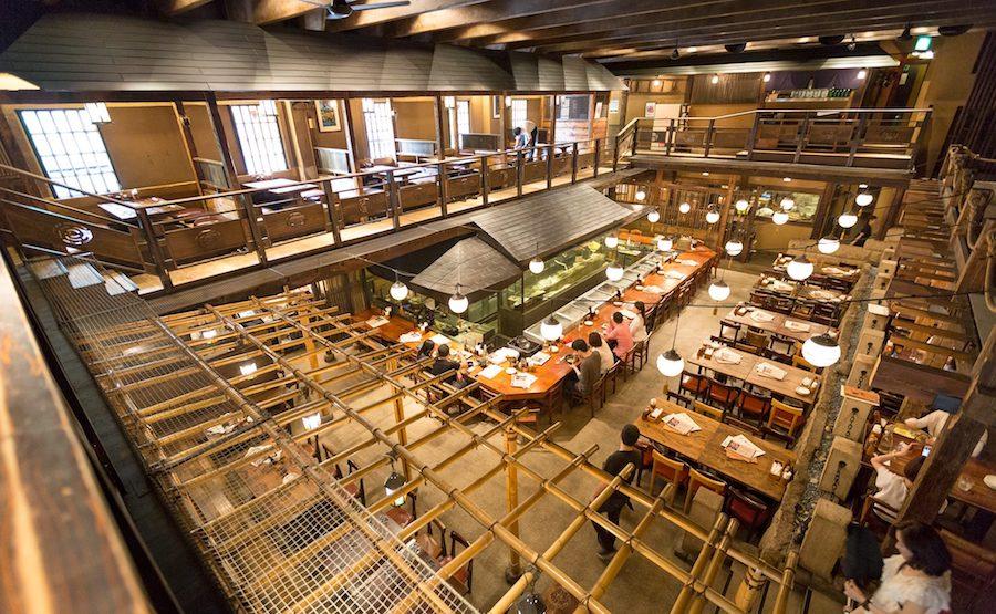 Restoran Bill Kill Di Tokyo Mempunyai Menu Mesra Muslim Baru