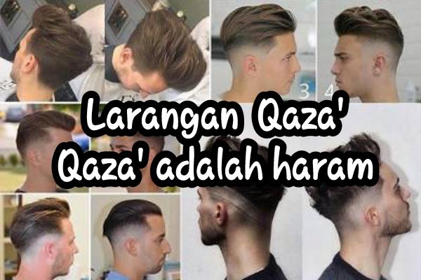 Cara Memotong Rambut Mengikut Trend Yang Dilarang Dalam Islam Islam Itu Indah