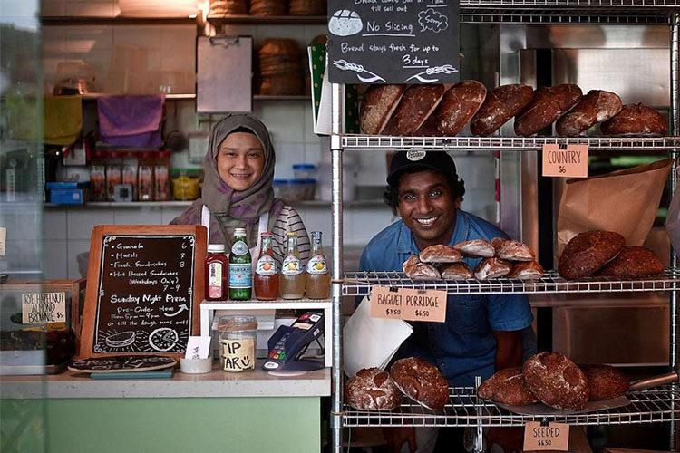 Bakeri Artisanal Halal yang terkenal ini di Singapura kembali selepas satu tahun
