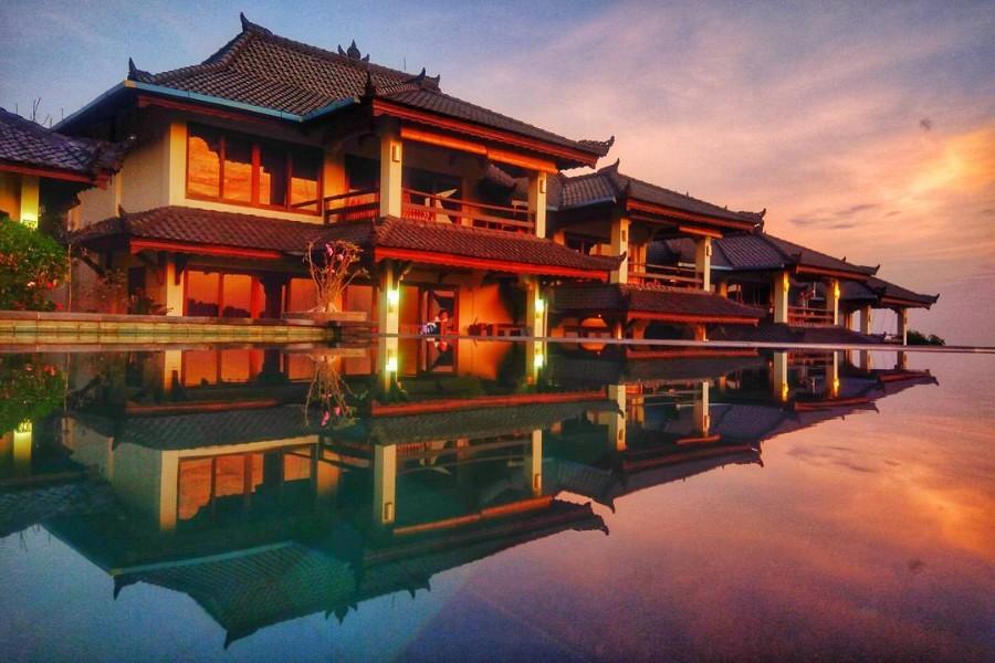 8 Penginapan Cantik (Dan Bajet!) Di Lombok Anda Nantikan