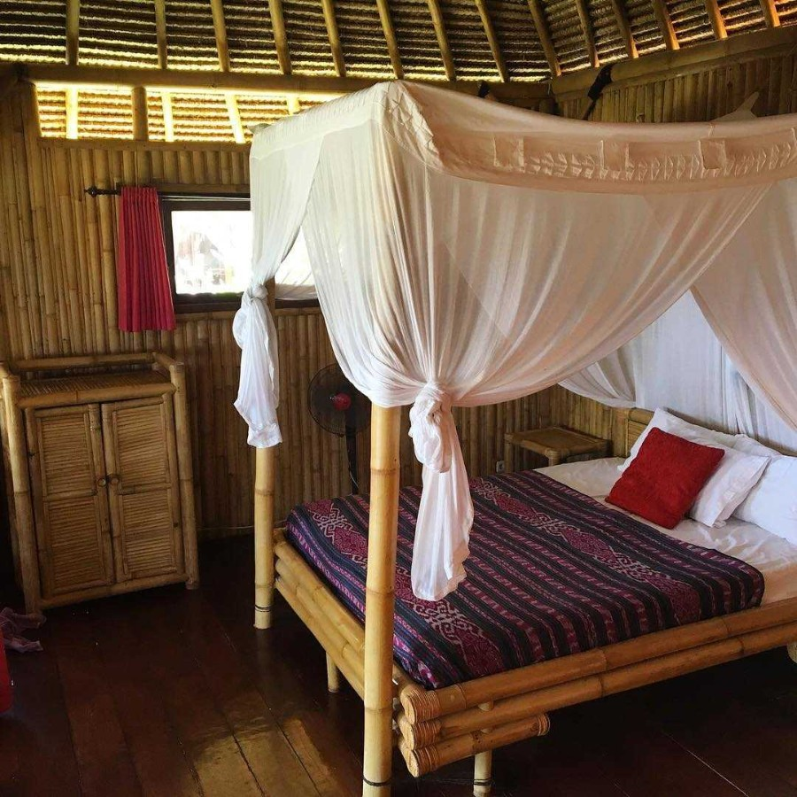 4 Penginapan Cantik (Dan Bajet!) Di Lombok Anda Nantikan