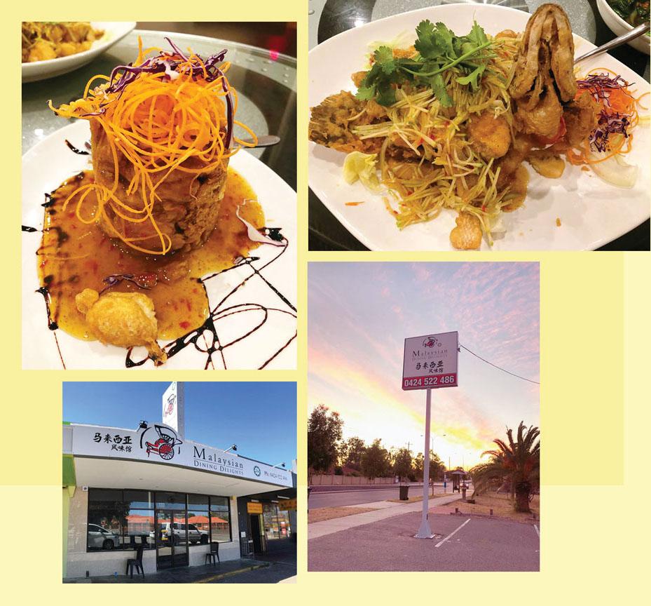 Restoran MALAYSIAN DINING DELIGHTS PERTH Di Australia