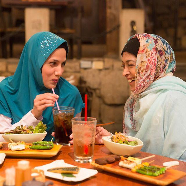 Tempat Menarik di kalangan pelancong asing!Mesra-Muslim Japan
