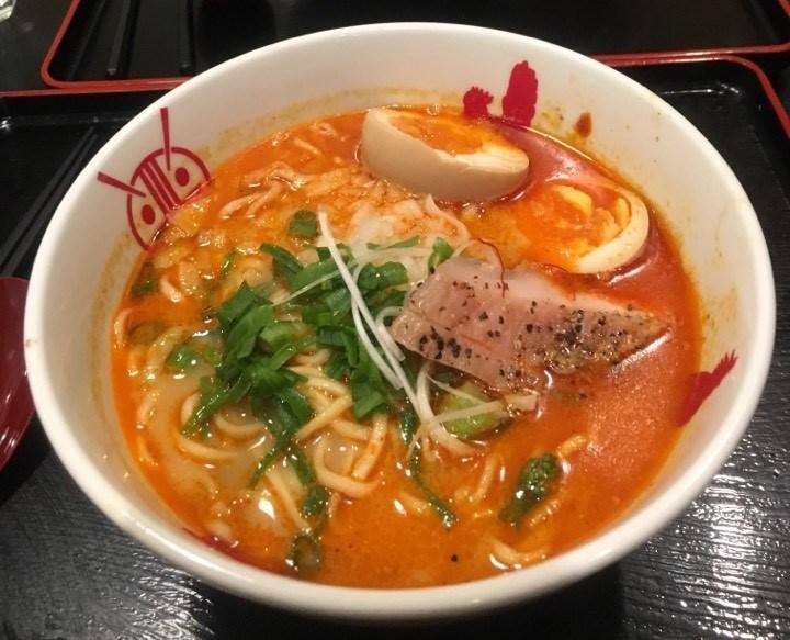 Torisoba Ayam Ya (Kyoto & Tokyo)