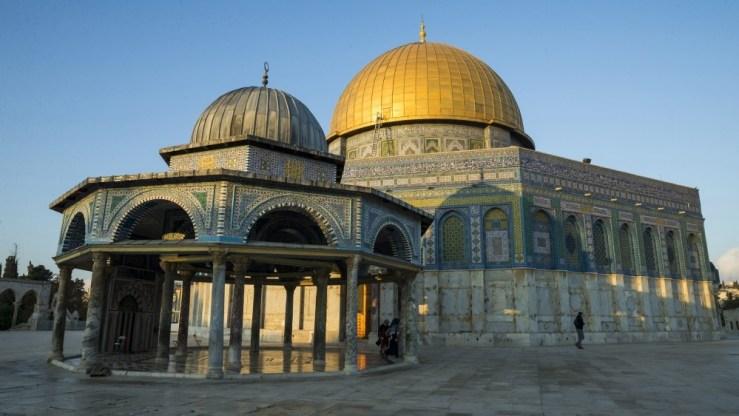 Covid-19: Masjid Al-Aqsa Dan Kubah Sakhrah Ditutup