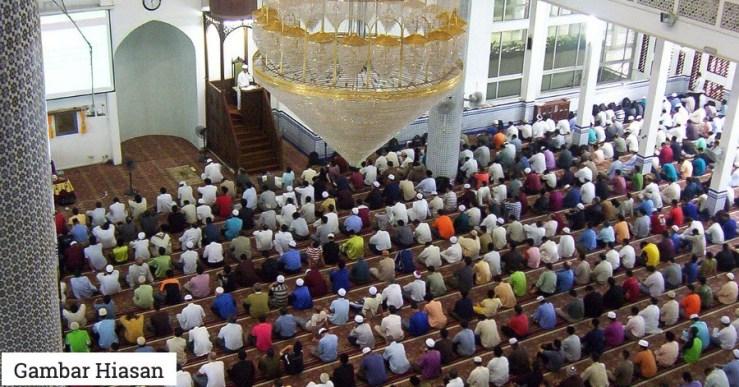 TERKINI: Solat Jumaat, Solat Berjemaah & Semua Aktiviti Di Masjid, Surau Ditangguh Sehingga 26 Mac