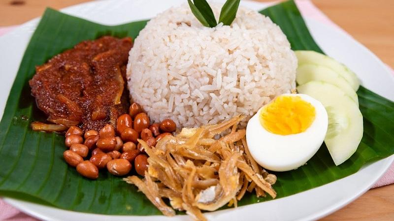 Kenapa Nasi Lemak Itu Makanan Sihat