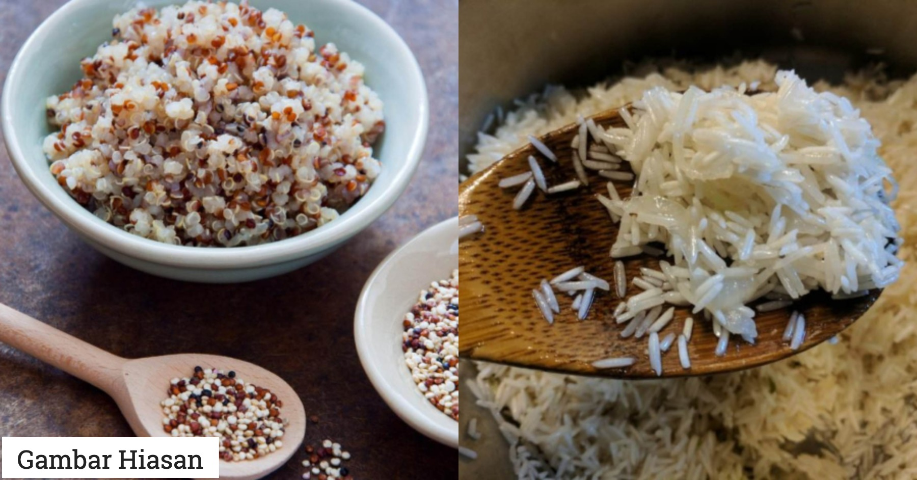 Makan Beras Basmathi Zakat RM21 Seorang, Ini Kadar Bayaran Zakat Fitrah Mengikut Beras