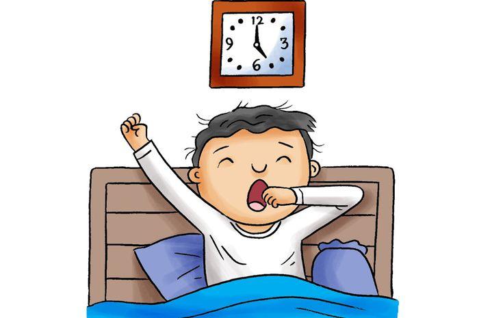 5 Kelebihan Bangun Awal Pagi Untuk Kesihatan