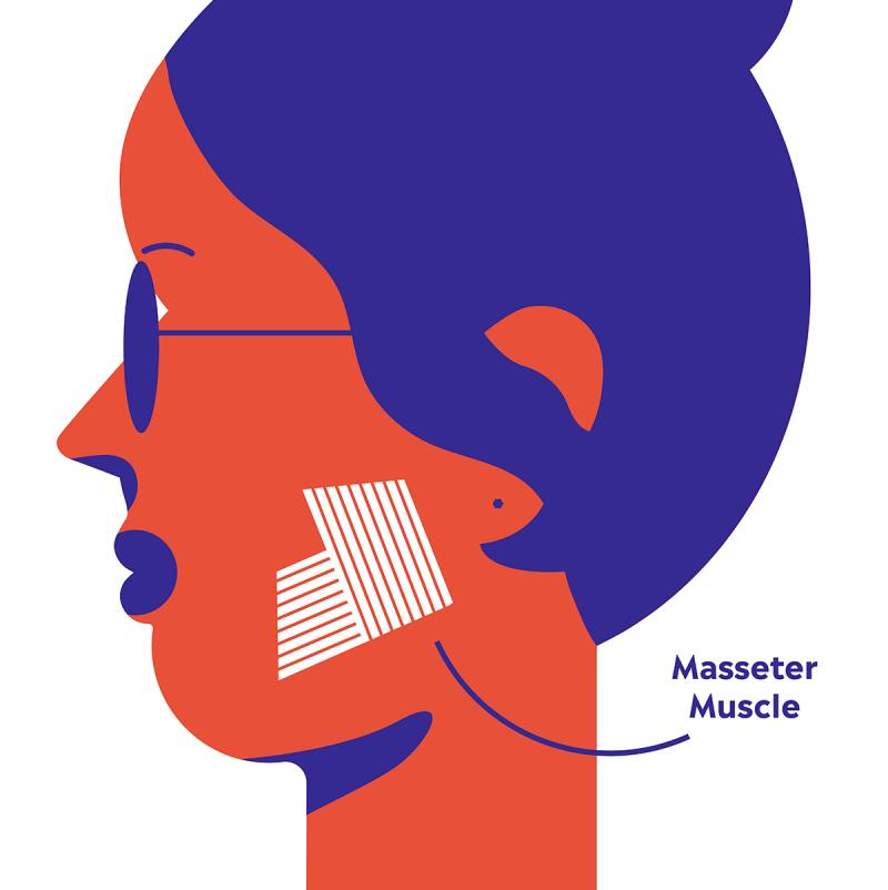 Urutan Otot Masseter Selama 10 Saat Ini Mampu Redakan Sakit Kepala Akibat Stres