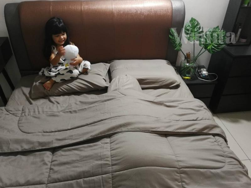 Cuba Panduan Ini, Kalau Mak Ayah 'Terpaksa' Kongsi Bilik Tidur dengan Anak